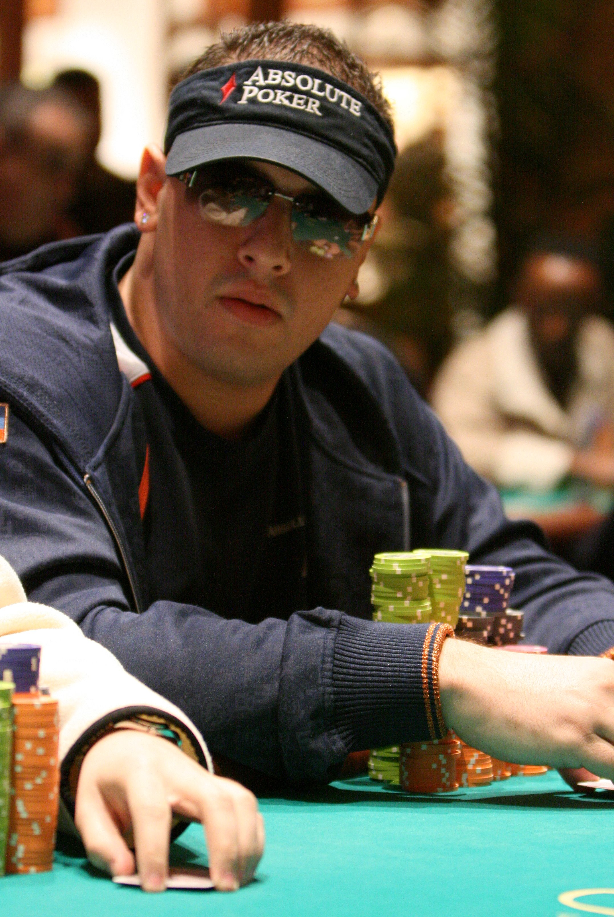 David peterson poker