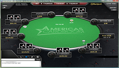 Americas Cardroom Full Ring Table