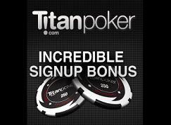 Play At Titan Poker Now